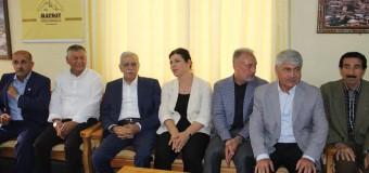 Mardin Büyükşehir Belediye Başkanı Ahmet TÜRK Vakfımızı Ziyaret Etti