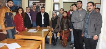 MARDAV'da 2015-2016 2. Dönem İlk Bursları Verildi