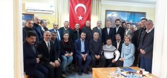 Kaymakam Bozacıoğlu, MARDAV'ı Ziyaret Etti