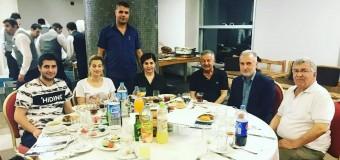 Mardav'ın Yeni Binasında İftar Yemeği